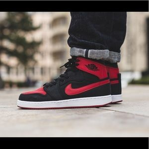 Jordan 1 Retro KO High Bred 2012 ♥️